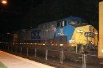 CSX 10, 725 on Q301